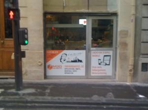 M3D, 44 rue de clichy, Paris 9e